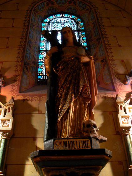 Eglise de Rennes le château
