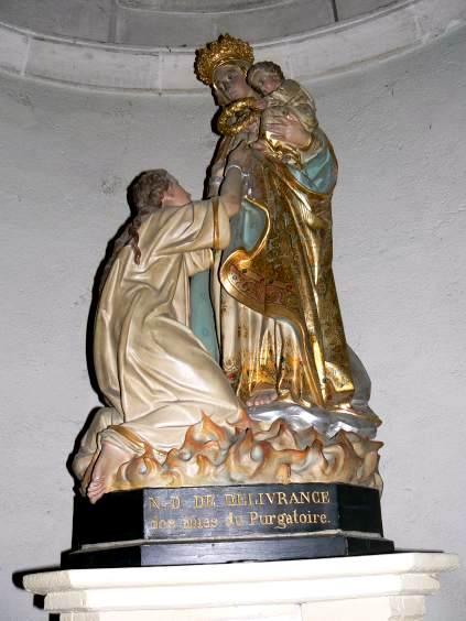 Notre Dame de délivrance des âmes