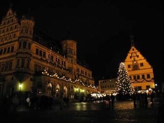 Marché de Noël de Rothenburg
