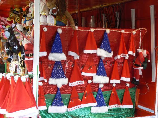 Marché de Noël Place la Bastille