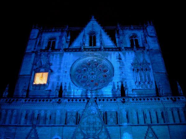 Fete des lumières de lyon 2006
