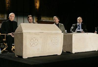 """Conférence à New York:  Thème: """"La tombe de Jésus et sa famille"""""""