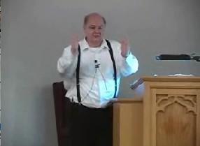 David Meyer en conference