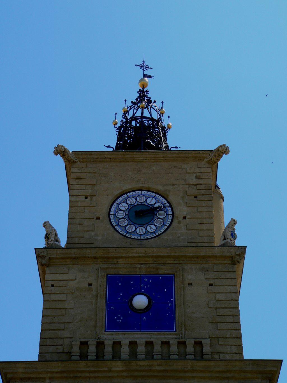 11 septembre en nombres et en ombres part 9 for Porte de l horloge salon de provence
