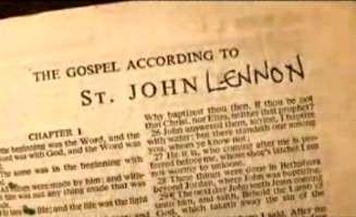 St John Lennon