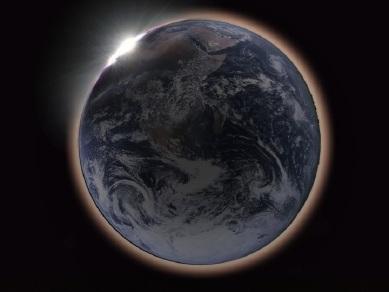 Texte de  l'Apocalypse de Jean avec images actuelles Globe_diamant_s