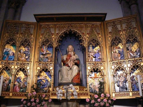 trittico dedicato alla Vergine Maria dans immagini sacre vierge_tryptique_s