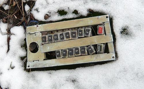 Tableau de commande d'ascenseur