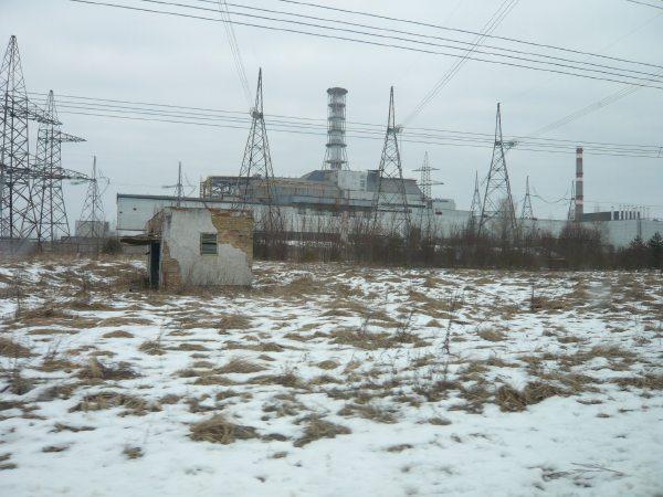 Site de Tchernobyl