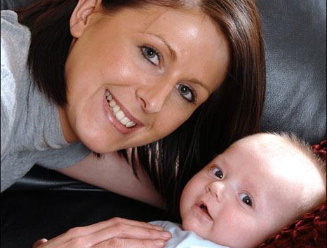Bébé miraculé ayant survécu à un avortement
