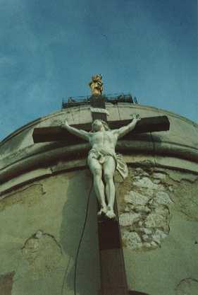 Christ à ND de la Garde