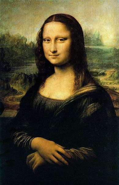 """La Joconde"" (Mona Lisa)"