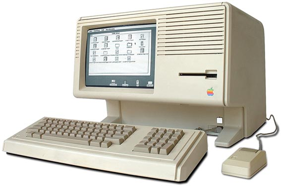Ordinateur Apple Lisa