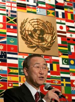 Ban Ki-moon préconise de promptes actions pour relever les défis climatiques