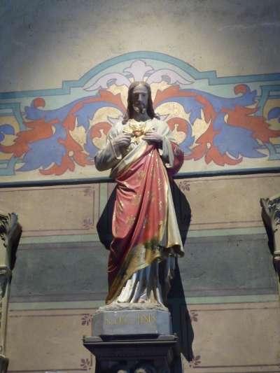 Statue de Jésus