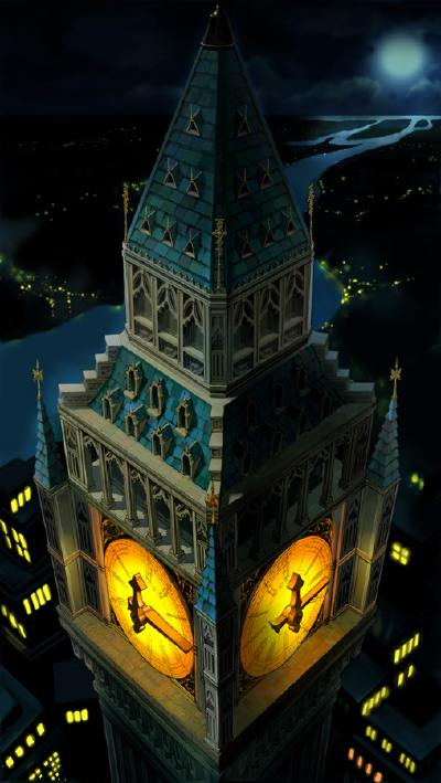 "Big Ben - jeu video ""Nerland"""