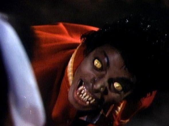 """Thriller"" - Michael Jackson"