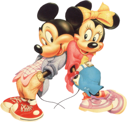 Trouve mon image !  Mickey-minnie-back-to-back
