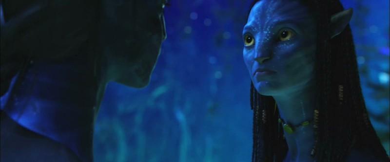 """Capture d'écran du film """"Avatar"""" réalisé par James Cameron"""