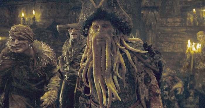 "Film "" Pirates des Caraïbes"" 4"
