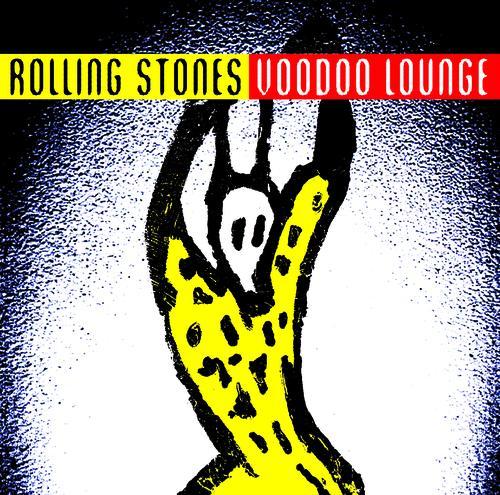 """- Couverture de l'album """"Voodoo lounge"""" - Rolling Stones -"""