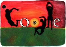 Bouton Google du 11 Juillet 2010