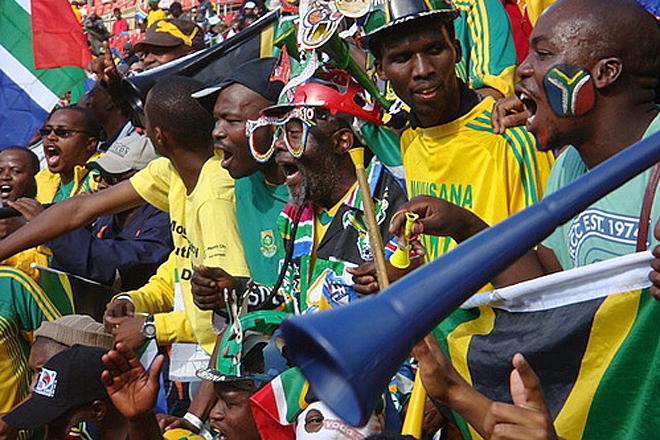 Souffleurs de vuvuzela