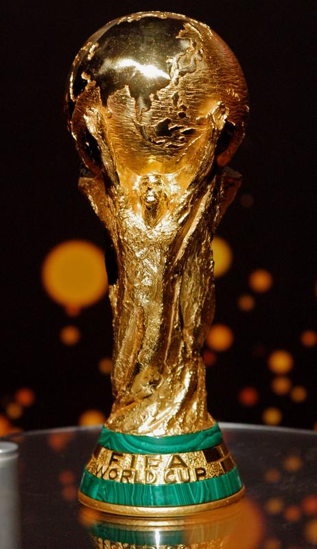 Trophée de la Coupe du Monde 2010