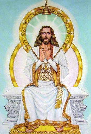 """Christ Maitreya"""
