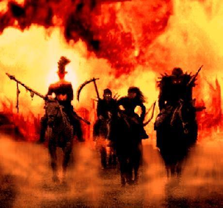 Quatre cavaliers de l'Apocalypse
