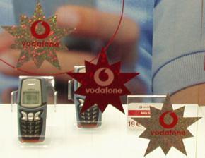 Décoration Vodafone