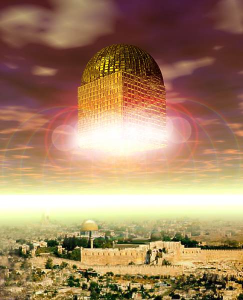 Ancienne et nouvelle Jérusalem