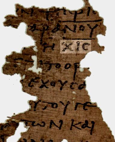 Oxyrhynchus Papyri LVI 4499