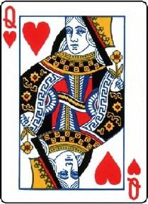 Carte Reine des cieux/Vierge