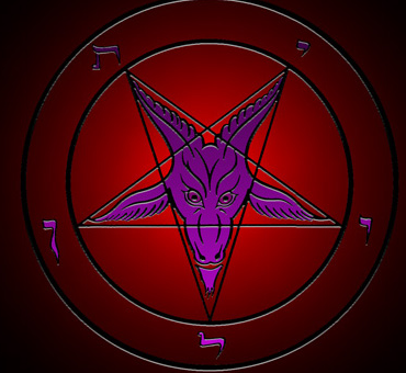 Bouc pentagramme