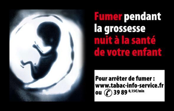 Fumer pendant la grossesse nuit à la santé de votre enfant