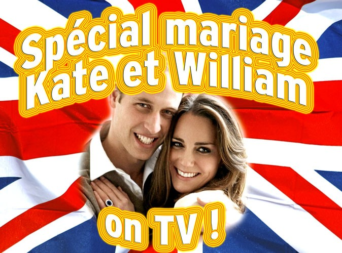 Sécial mariage William et Kate
