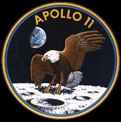 Logo d'Apollo 11