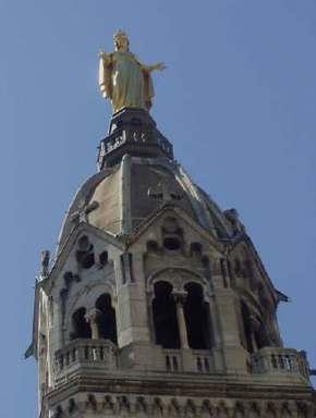 Basilique de Fourviere à Lyon