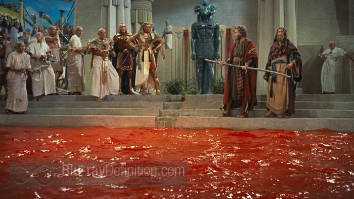 eau-sang-s - Did the Nile River really turn to blood? - Bible Study