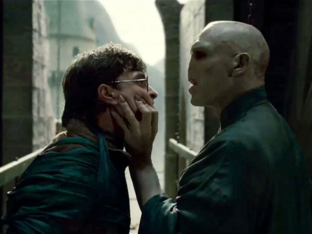 "Harry Potter et ""Voldemort"""