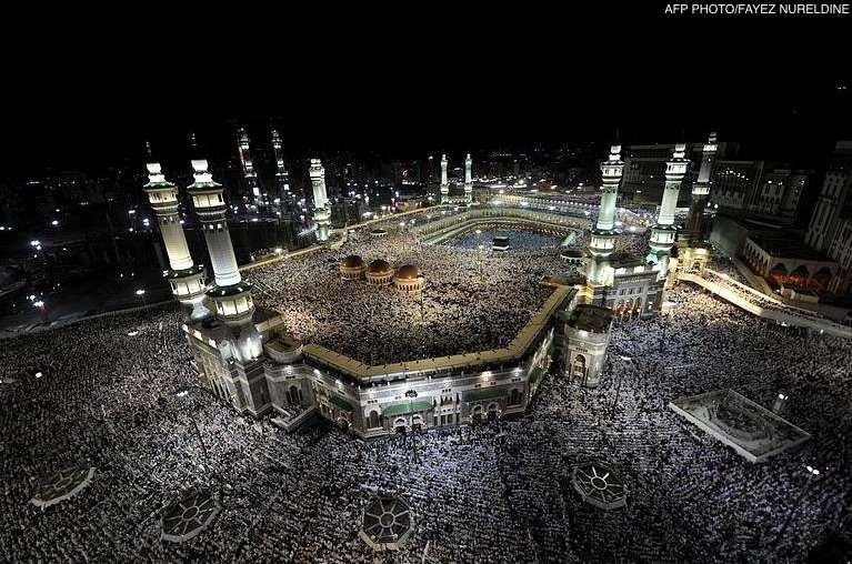 Pélerinage à la Mecque en Novembre 2011