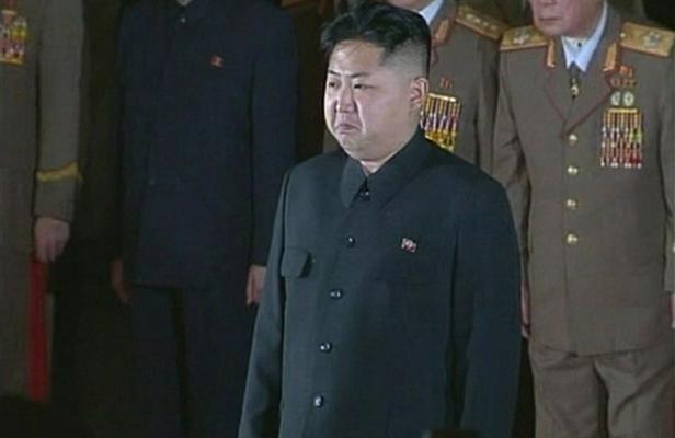 Kim Jong Un...
