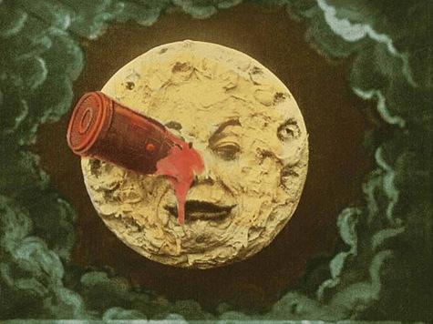 Le voyage dans la lune de Georges Melies