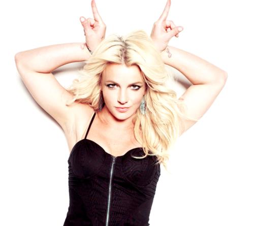Britney Spears cornue