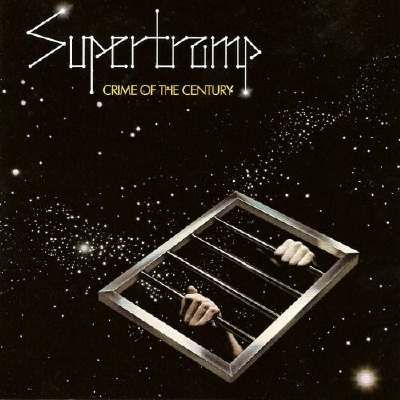 """Crime of the Century"" ou ""Crime du siècle"" par le groupe Supertramp"