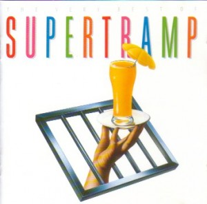 """Breakfast in America"" + ""Crime of the Century"" - Supertramp"