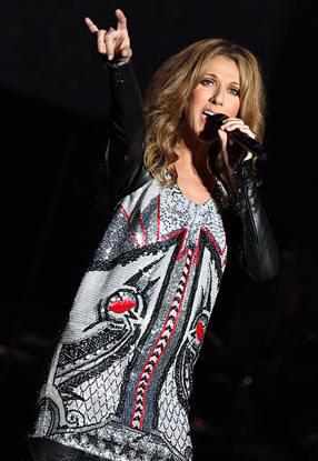 Salut du diable par Celine Dion