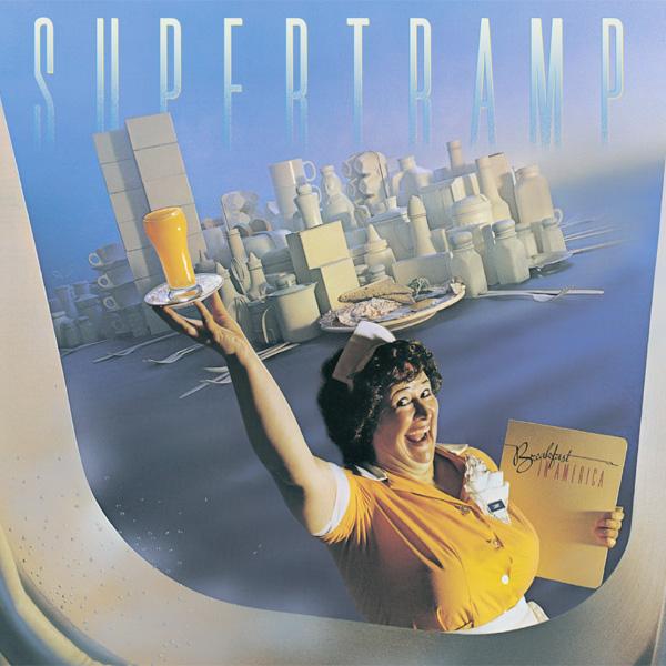 """""""Breakfast in America"""" ou """"Petit déjeuner en Amérique"""" par le groupe Supertramp"""