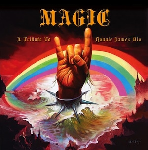"salut cornu  ""Magic"": Un tribu à Ronnie James Dio"